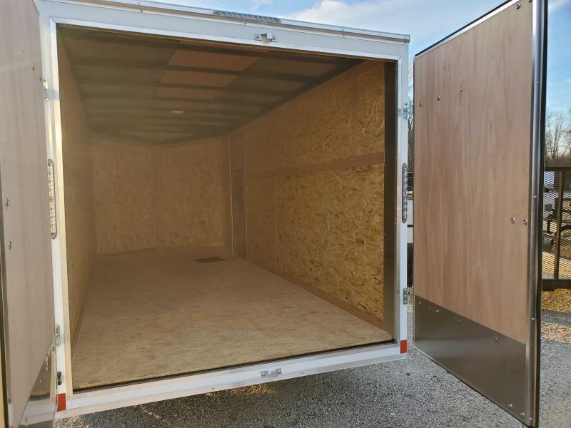2021 Formula Trailers 7X14 Enclosed Cargo Trailer DD
