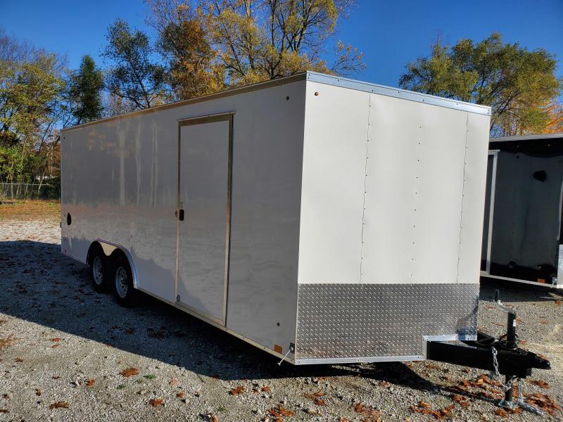 2021 Look Trailers 8.5X20 Enclosed Cargo Trailer