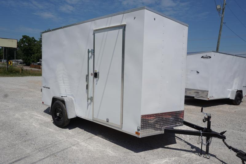 2021 Formula 6X12 Enclosed Cargo Trailer