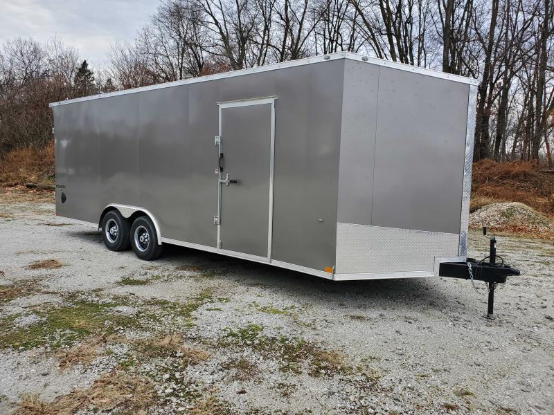 2021 Formula Trailers 8.5X22 Enclosed Cargo Trailer