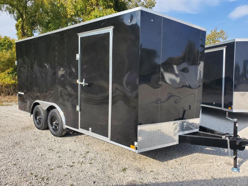 2021 Formula Trailers 8.5X16 Enclosed Cargo Trailer