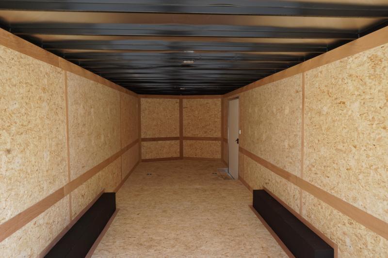 2022 Cross Trailers 8.5X24 Enclosed Cargo Trailer