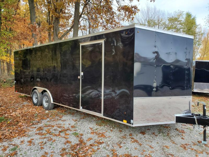 2021 8.5X24 Enclosed Cargo Trailer