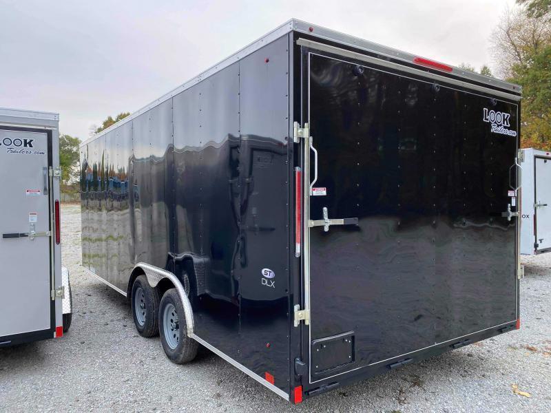 2022 Look Trailers 8.5X20 Enclosed Cargo Trailer