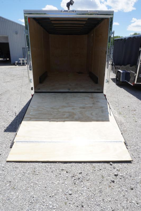 2021 Cross Trailers 7X16 7' Enclosed Cargo Trailer