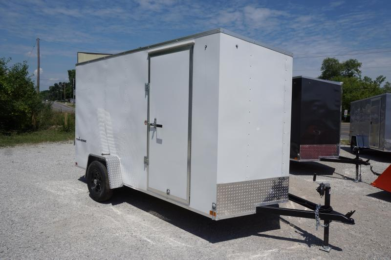 2021 Formula 6X12 Enclosed Cargo Trailer