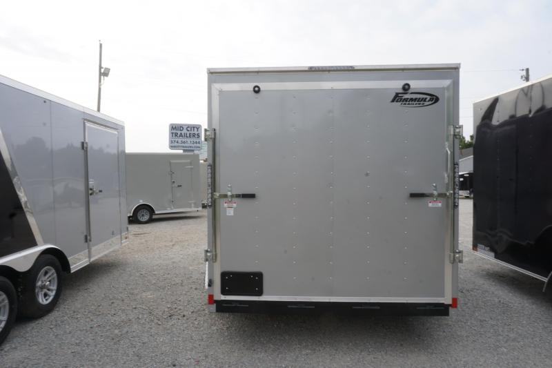 2021 Formula 7X14 Enclosed Cargo Trailer