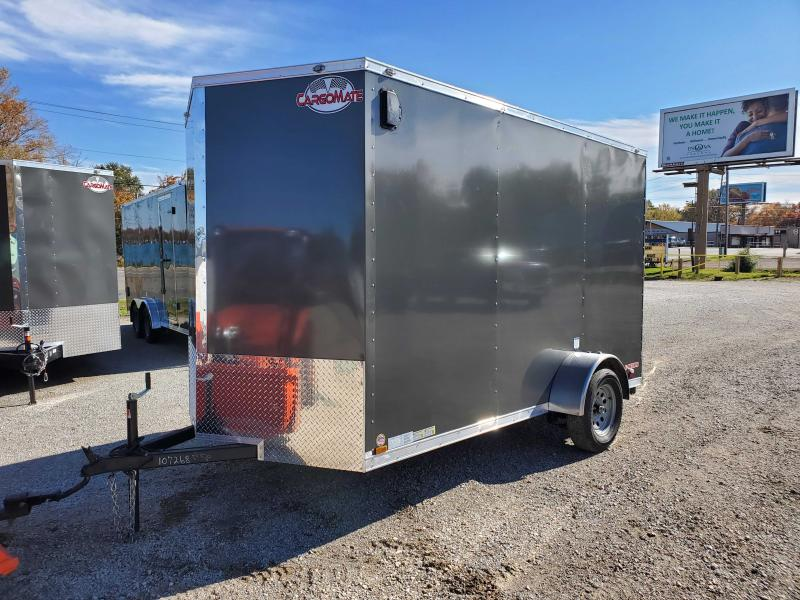 2021 Cargo Mate 6.5x12 Enclosed Cargo Trailer