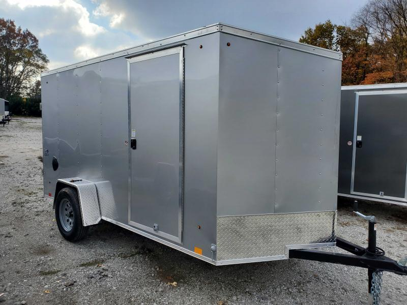 2021 Look Trailers St Cargo Dlx Flat  Cargo / Enclosed Trailer