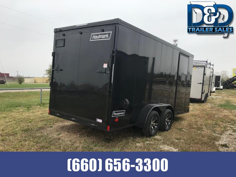 2021 Haulmark Transport Enclosed Cargo Trailer