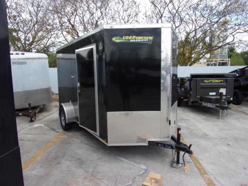 *113999* 6x12 Enclosed Cargo Trailer |LRT Haulers & Trailers 6 x 12