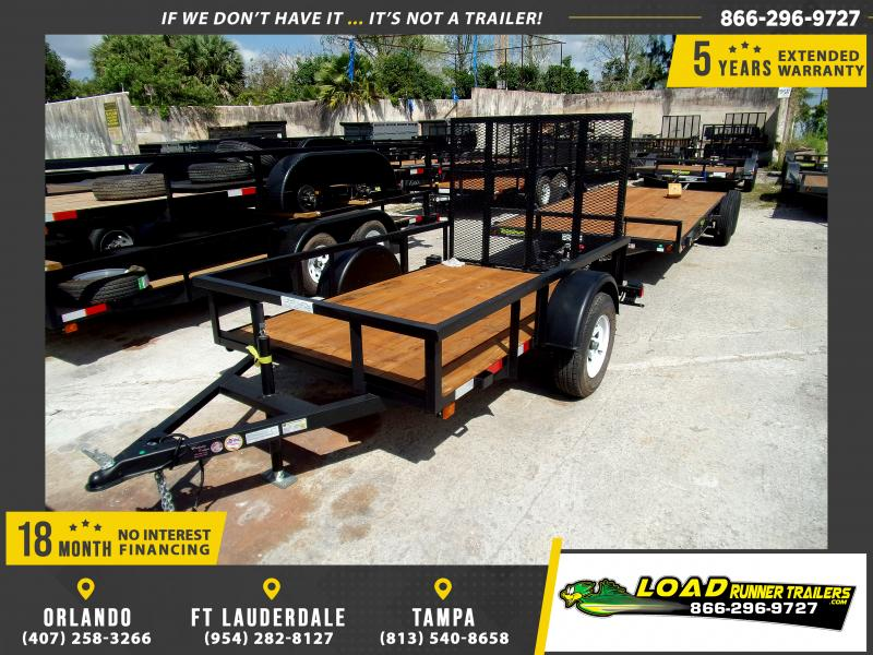 *113821* 5x8 Utility|Lawn|ATV|Multipurpose Trailer |LRT Haulers & Trailers 5 x 8