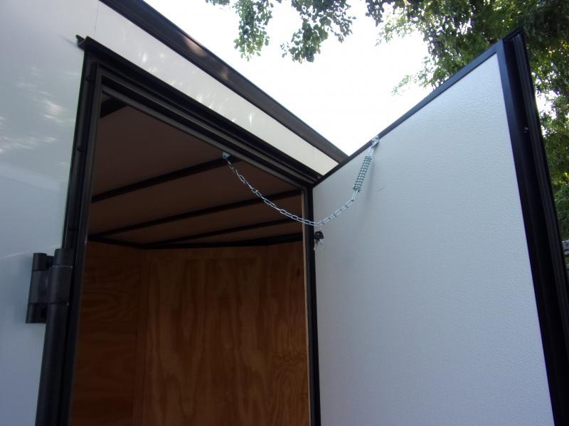 *112349* 8.5x24 Enclosed Cargo Trailer |LRT Tandem Axle Trailers 8.5 x 24