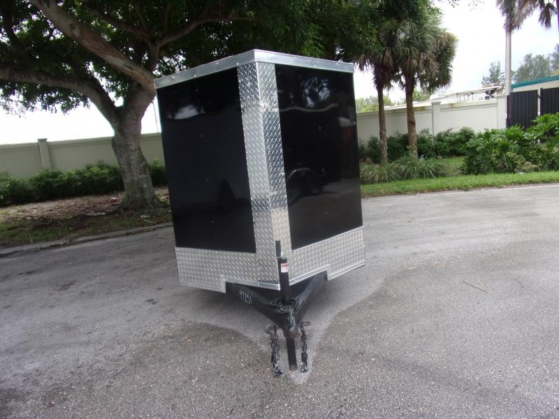 *112052* 5x10 Enclosed Cargo Trailer |LRT Haulers & Trailers 5 x 10