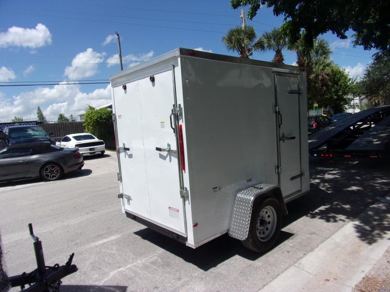 *115821* 5x8 Enclosed Cargo Trailer |LRT Haulers & Trailers 5 x 8