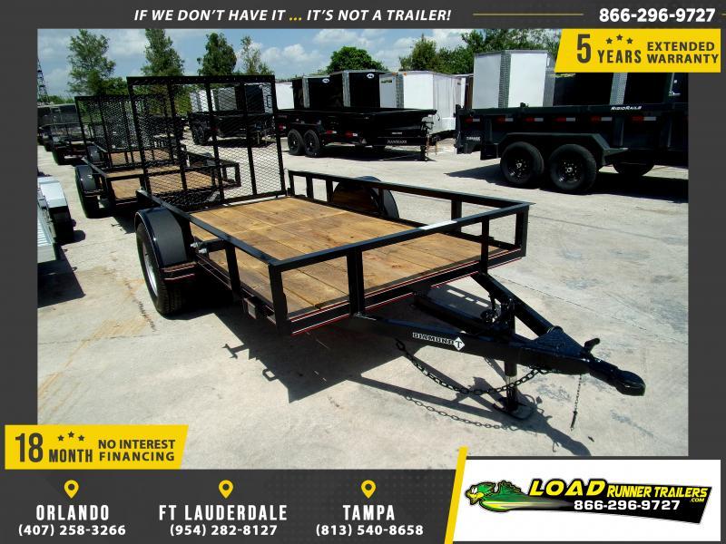 *117393* 5x10 Utility|Lawn|ATV|Multipurpose Trailer |LRT Haulers & Trailers 5 x 10