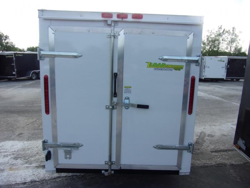 *109576* 5x10 Enclosed Cargo Trailer |LRT Haulers & Trailers 5 x 10