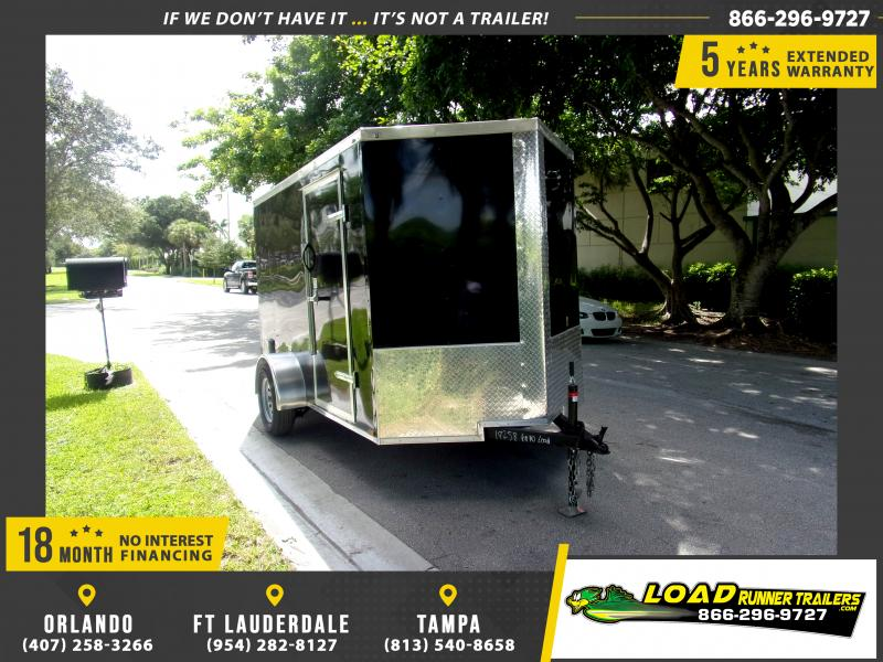 *111058* 6x10 Enclosed Cargo Trailer |LRT Haulers & Trailers 6 x 10