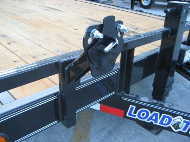 *EQ30* 8.5x20 7 TON Equipment & Car Hauler Trailer |LR Trailers 8.5 x 20 | EQ102-20T7-DOF/MPD