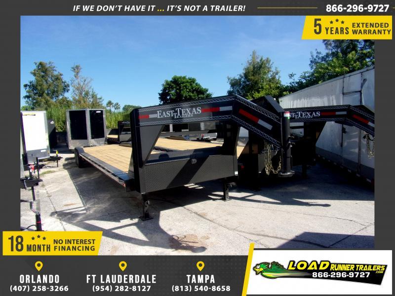 *117959* 8.5x40 Gooseneck Car Trailer |LRT Haulers & Trailers 8.5 x 40