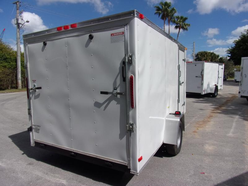 *113738* 7x12 Enclosed Cargo Trailer |LRT Haulers & Trailers 7 x 12