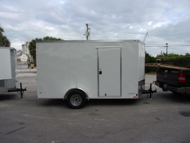 *113144* 6x12 Enclosed Cargo Trailer |LRT Haulers & Trailers 6 x 12