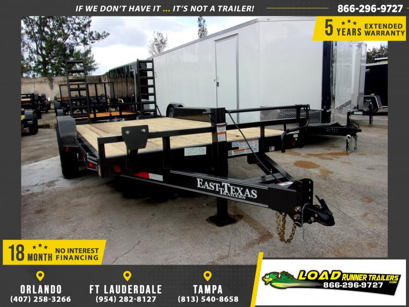 *112247* 7x16 Equipment Trailer |LRT Tandem Axle Trailers 7 x 16