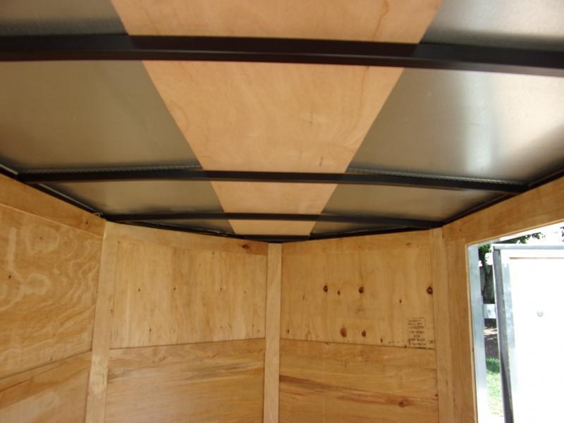 *115819* 5x8 Enclosed Cargo Trailer |LRT Haulers & Trailers 5 x 8