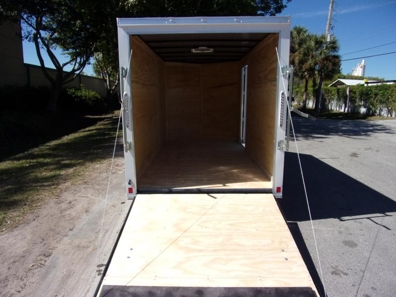 *115018* 6x12 Enclosed Cargo Trailer |LRT Haulers & Trailers 6 x 12