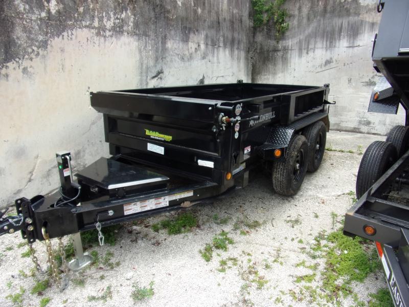 *DB12* 5x10 Dump Trailer  LRT Tandem Axle Trailers 5 x 10   D60-10T5-24S