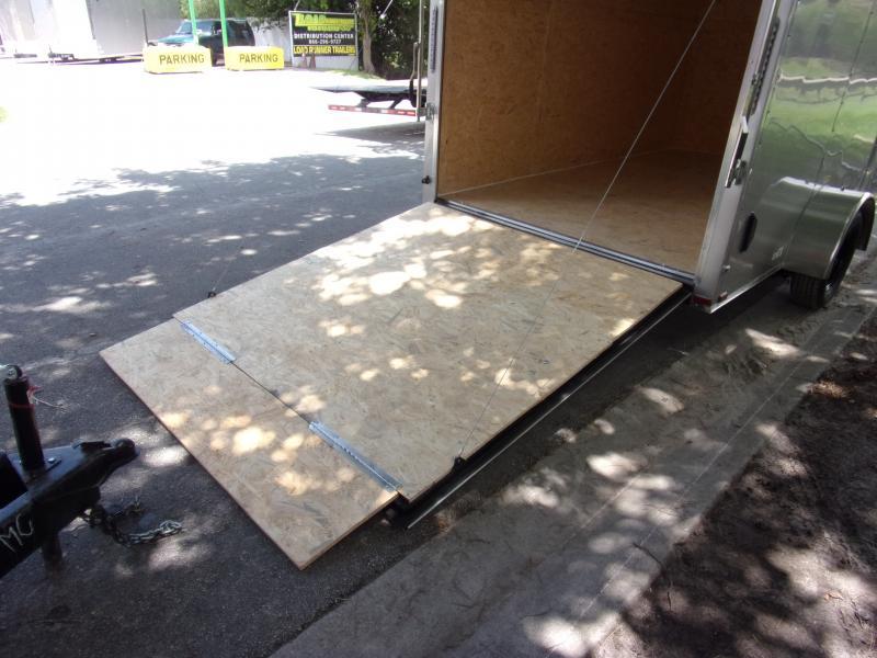 *116496* 7x12 Enclosed Cargo Trailer |LRT Haulers & Trailers 7 x 12