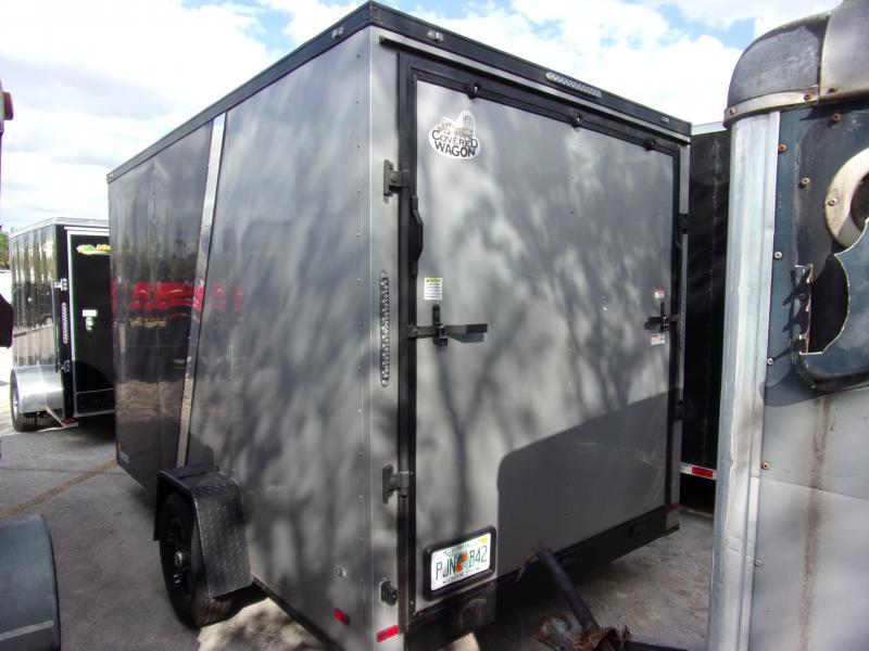 *114478* 7x12 Enclosed Cargo Trailer |LRT Haulers & Trailers 7 x 12