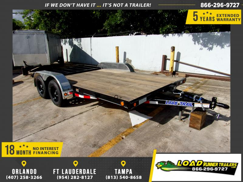 *111310* 7x14 Utility Trailer W/Brakes and Tube Rail 7 x 14