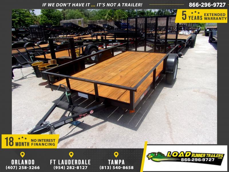 *115411* 6x12 Utility Lawn ATV Multipurpose Trailer  LRT Haulers & Trailers 6 x 12