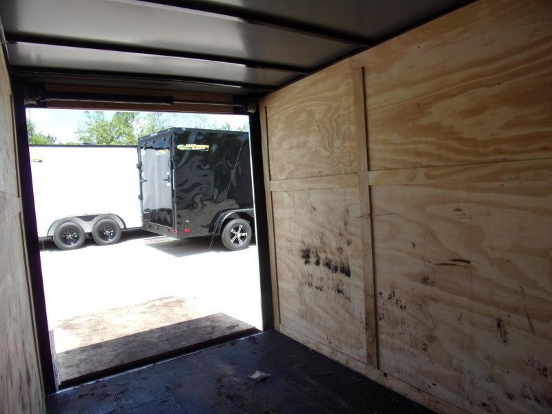*114942* 6x12 Enclosed Cargo Trailer |LRT Haulers & Trailers 6 x 12