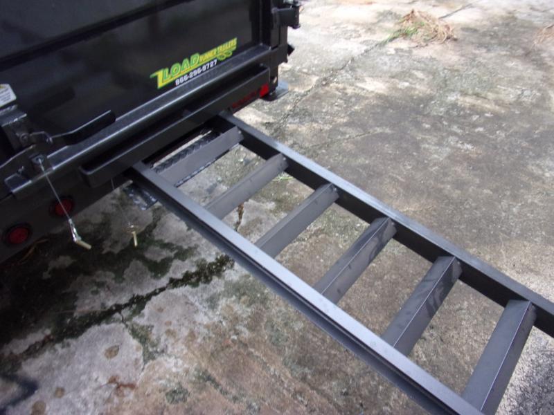 *110840* 7x16 Dump Trailer |LRT Tandem Axle Trailers 7 x 16