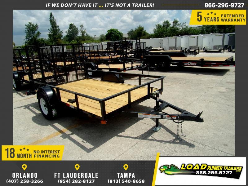 *116677* 6x10 Utility|Lawn|ATV|Multipurpose Trailer |LRT Haulers & Trailers 6 x 10