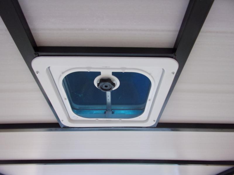 *115120* 7x14 Enclosed Cargo Trailer |LRT Tandem Axle Trailers 7 x 14