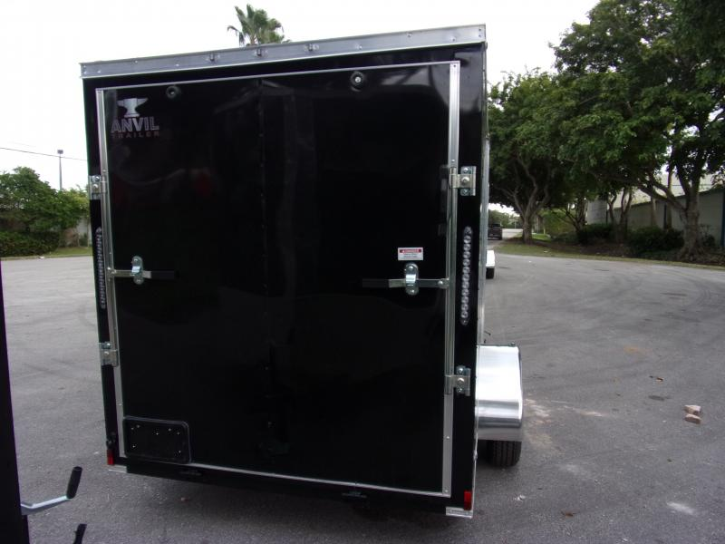*113142* 6x10 Enclosed Cargo Trailer |LRT Haulers & Trailers 6 x 10