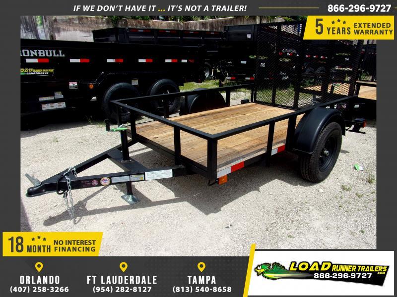 *113819* 5x8 Utility|Lawn|ATV|Multipurpose Trailer |LRT Haulers & Trailers 5 x 8