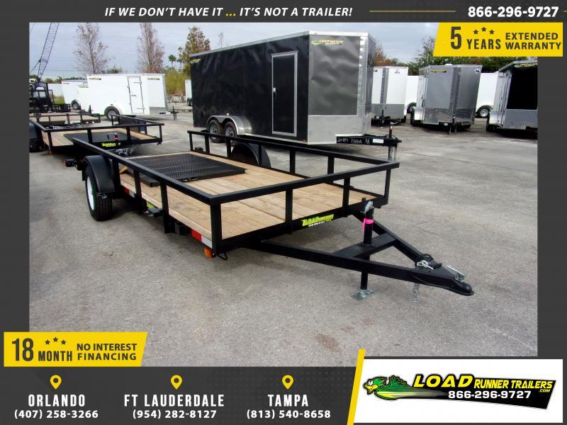 *113203* 6x14 Utility|Lawn|ATV|Multipurpose Trailer |LRT Haulers & Trailers 6 x 14