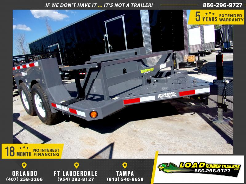 *113352* 6x14 Lift Bed Equipment Hauler Trailer 6 x 14