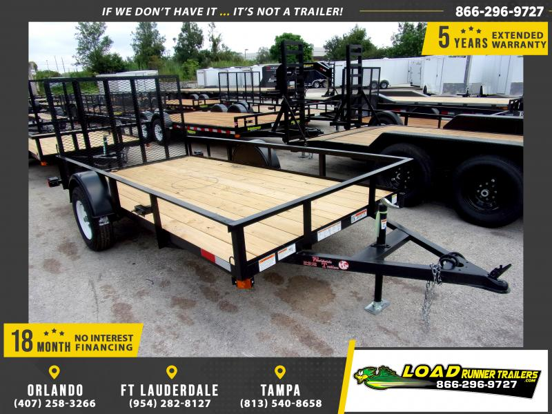 *116674* 6x12 Utility|Lawn|ATV|Multipurpose Trailer |LRT Haulers & Trailers 6 x 12