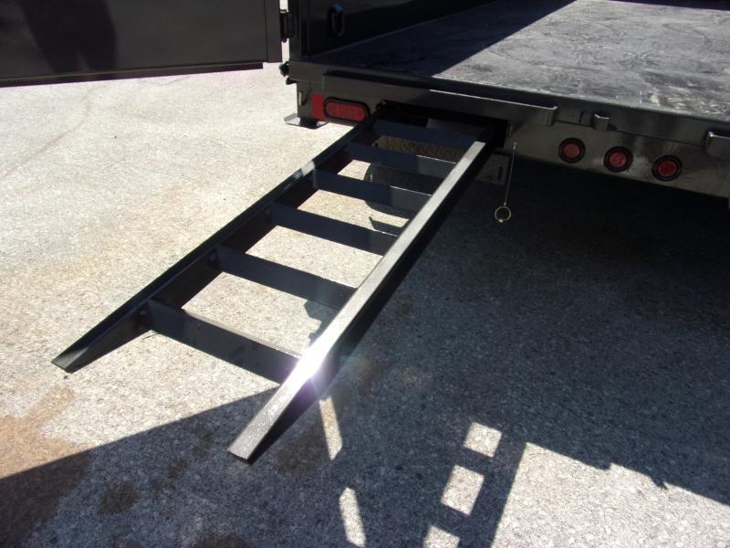 *111782* 7x14 Dump Trailer  LRT Tandem Axle Trailers 7 x 14