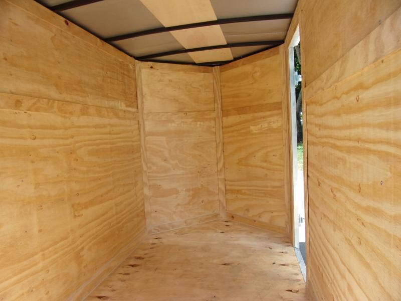 *115820* 5x8 Enclosed Cargo Trailer |LRT Haulers & Trailers 5 x 8