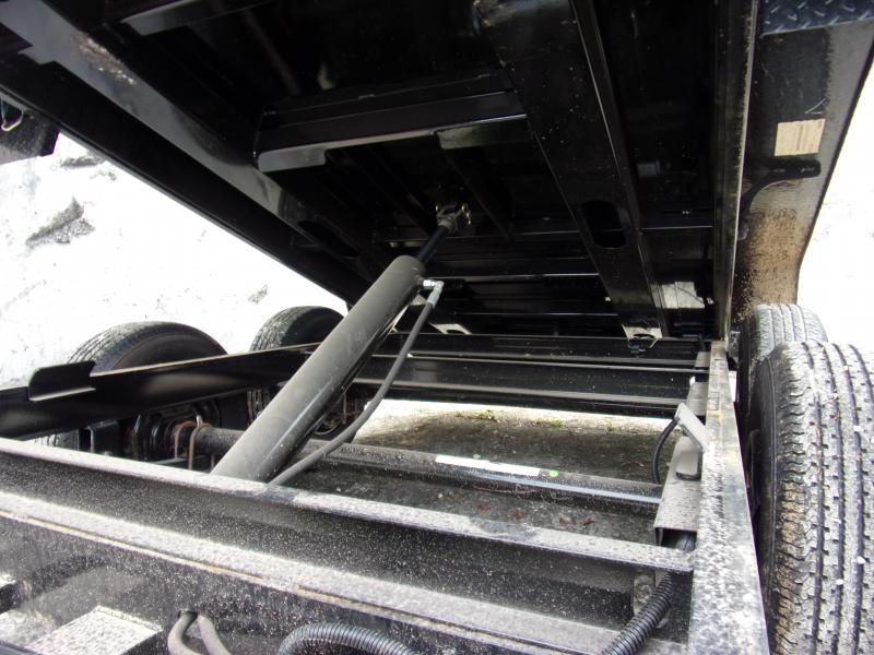*DB12* 5x10 Dump Trailer |LRT Tandem Axle Trailers 5 x 10 | D60-10T5-24S