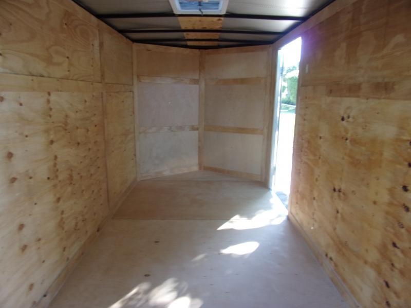 *111820* 6x12 Enclosed Cargo Trailer |LRT Haulers & Trailers 6 x 12