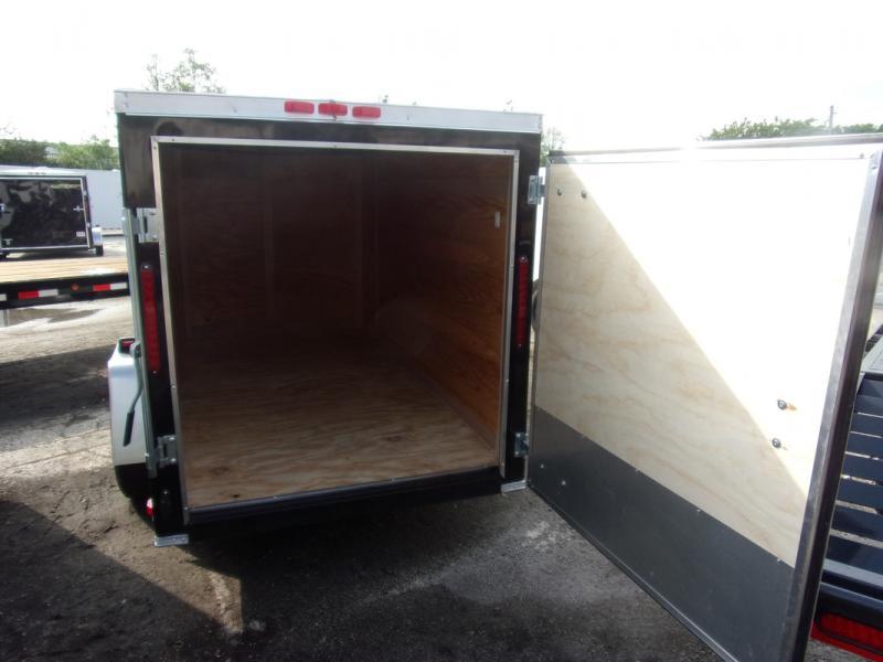 *109453* 5x10 Enclosed Cargo Trailer |LRT Haulers & Trailers 5 x 10