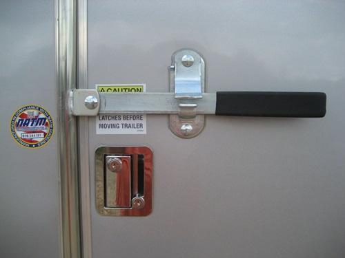 *E13* 8.5x28 Enclosed Trailer Car Cargo Hauler Trailers 8.5 x 28 | EV8.5-28T5TS-R