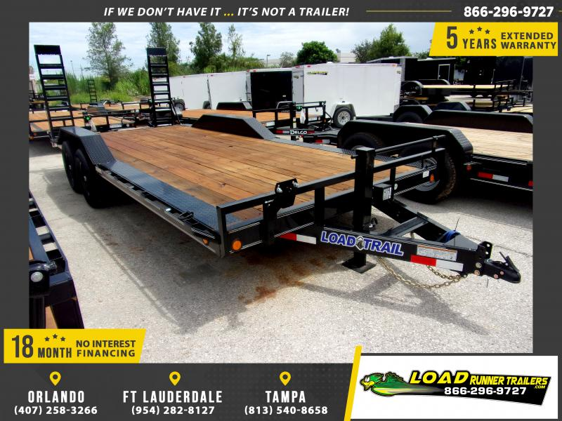 *110393* 8.5x20 Equipment Trailer |LRT Haulers & Trailers 8.5 x 20